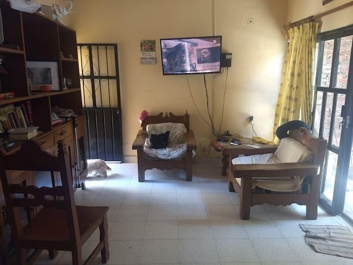 Hospedaje casa privada, Guatemala Allin