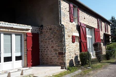 Grande Maison de Charme - Sainte-Magnance - Service appartement
