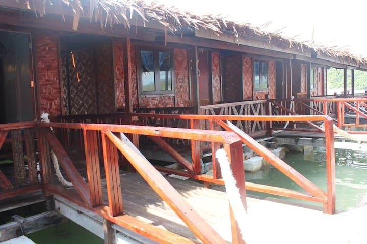 Antique Floating Restaurant