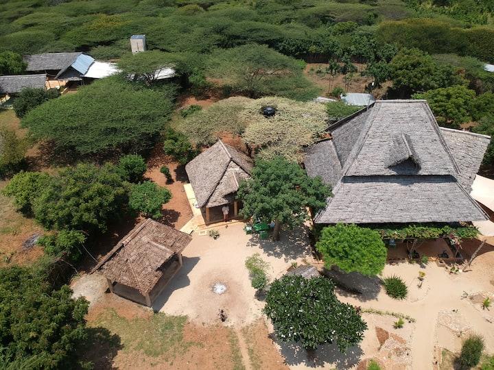 Kisura House - Amazing African house, Manda Island
