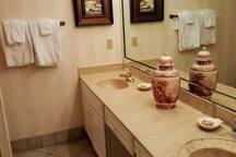 Double Vanity Bathroom 1