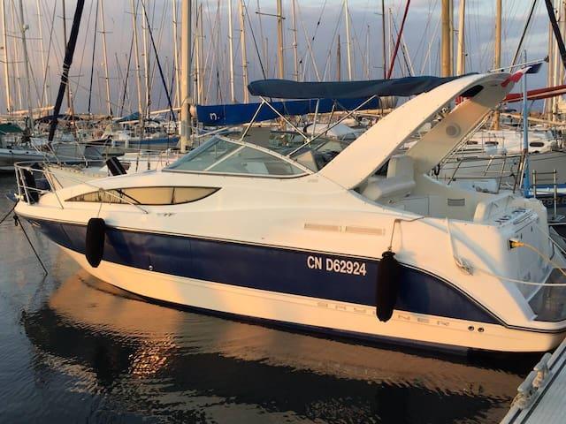 Nuit insolite à bord de mon bateau - Bandol - Barca