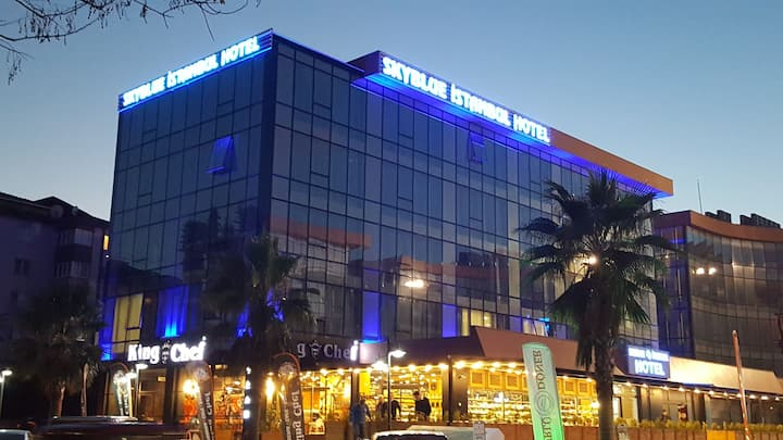 Skyblue İstanbul Hotel Standart Stüdyo 2