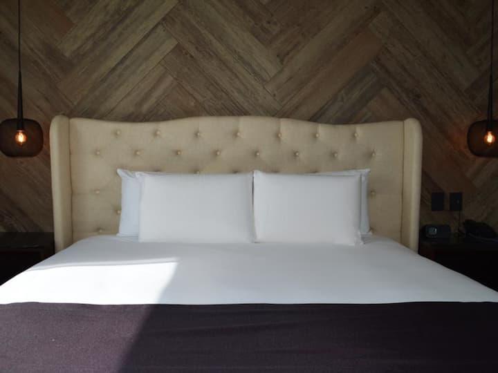 Casa Basalto (Suite con 1 cama king size y tina)