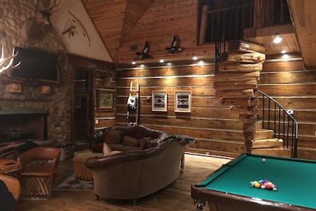 Indian Lookout Lodge - Broken Bow Oklahoma