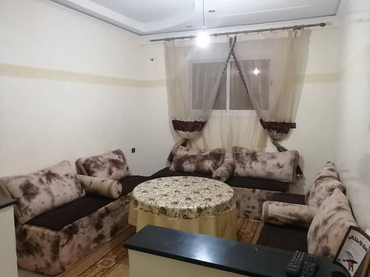Appartement calme sur Adrar