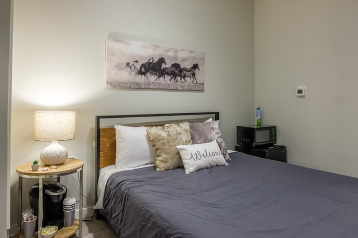 Comfortable Mini Suite in Capitol  View South
