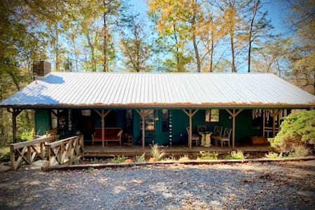 20-ac of tranquillity next to Desoto State Park