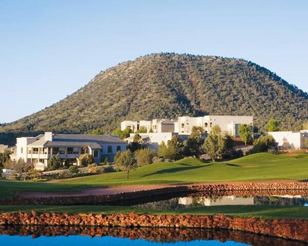 Luxury the Ridge Sedona Golf Resort