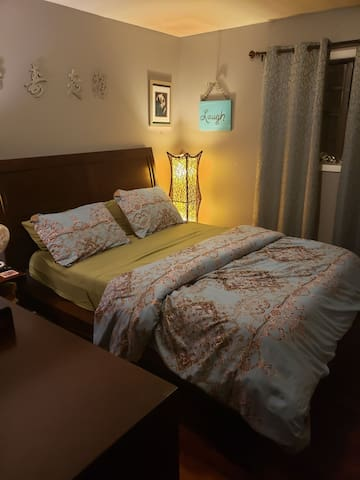 Home away from home come stay with friends.