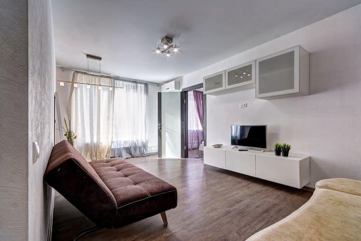 Комфортные апартаменты в центре Москвы