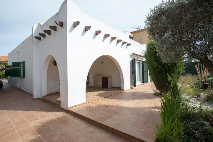 Villa avec piscine, Port Adriano