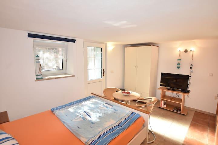 Appartement direkt an der Kurklinik Boltenhagen, 300m bis zum Strand