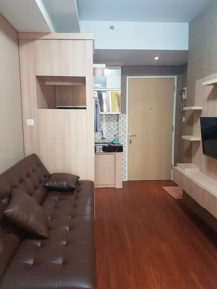 Rent Apartment Ayodhya 2BR Tower Indigo Lt 8/69