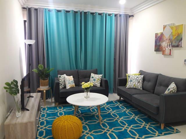 New serviced apartment for homestay - Kajang - Flat
