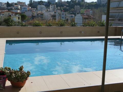 OLIVE GREEN Apartment  near airport
