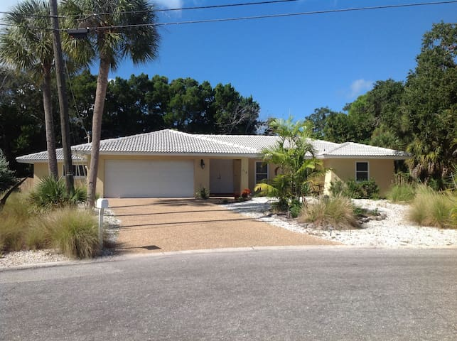 Birdsong Bungalow on Siesta Key - Siesta Key - House