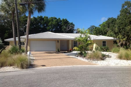 Birdsong Bungalow on Siesta Key - Siesta Key