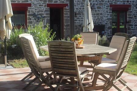 Chambre Double à la campagne - Baguer-Morvan - Haus
