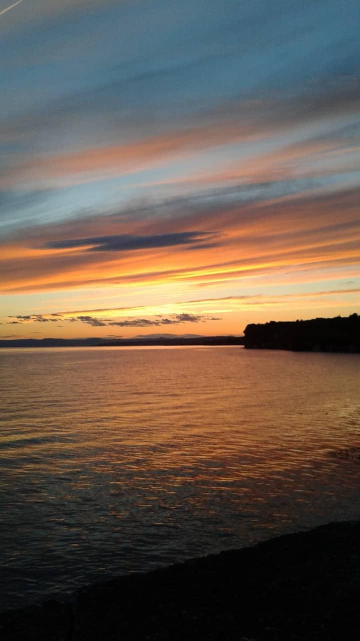 Chambre à louer au cœur de la Baie-des-Chaleurs
