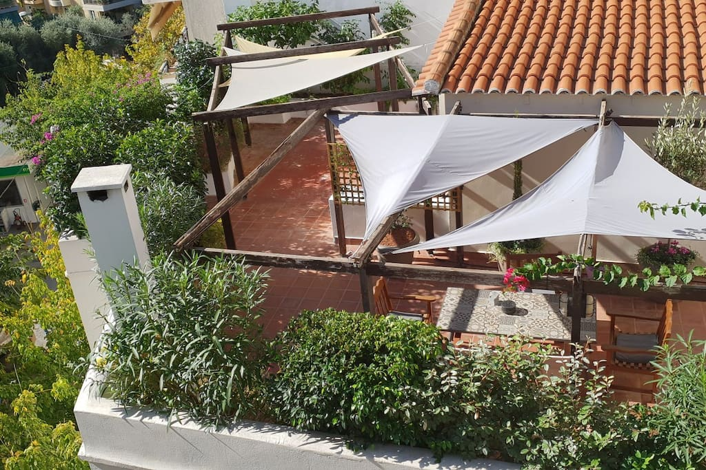 Private Roof top Garden