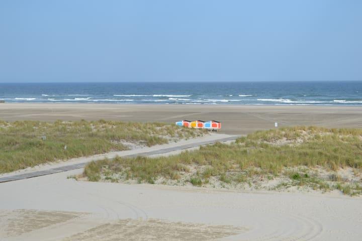 On the beach - Panoramic Ocean Views