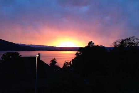 Appart 4pers vue et proximité lac d'Annecy - Veyrier-du-Lac - Apartment