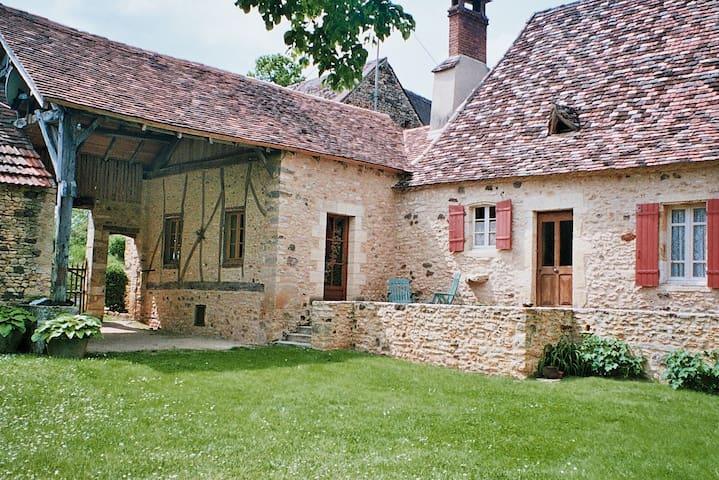 Périgourdine, charme et tranquillité - Lavalade - Apartamento