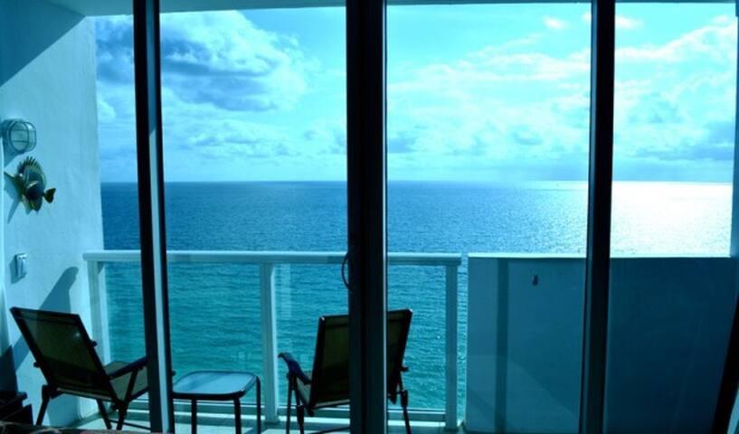 A-1 Great Ocean View Balcony
