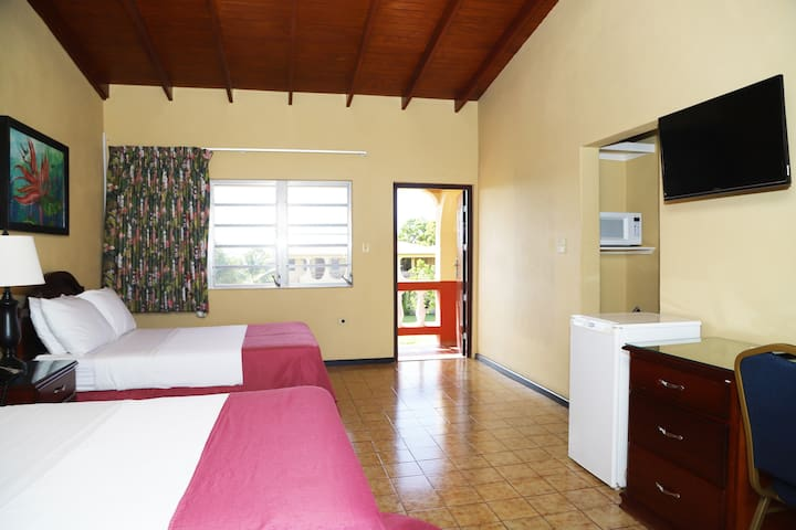 Deluxe Room With Patio
