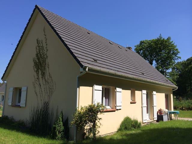 Maison en Normandie - La Neuville-du-Bosc - Huis