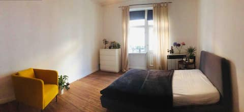Cosy appartment in the heart of Friedrichshain