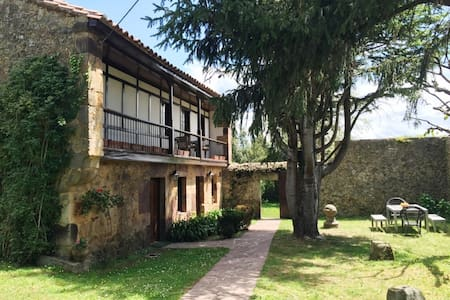 ENCANTADORA CASA EN VILLANUEVA - Villanueva - House