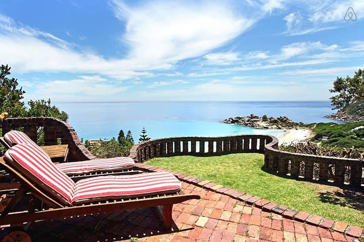 The Castle: spectacular ocean views & beach