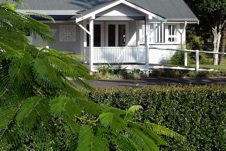 'The Schoolhouse' at Possum Creek - Possum Creek - Gæstehus