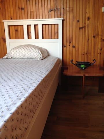Petite chambre dans T3