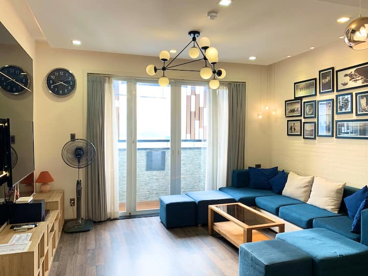 Two Beds City View Phi Yen Apartment