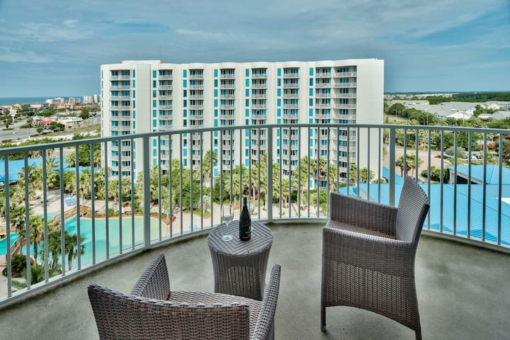 Heaven at the Palms ~10th Floor Views~Lagoon Pool