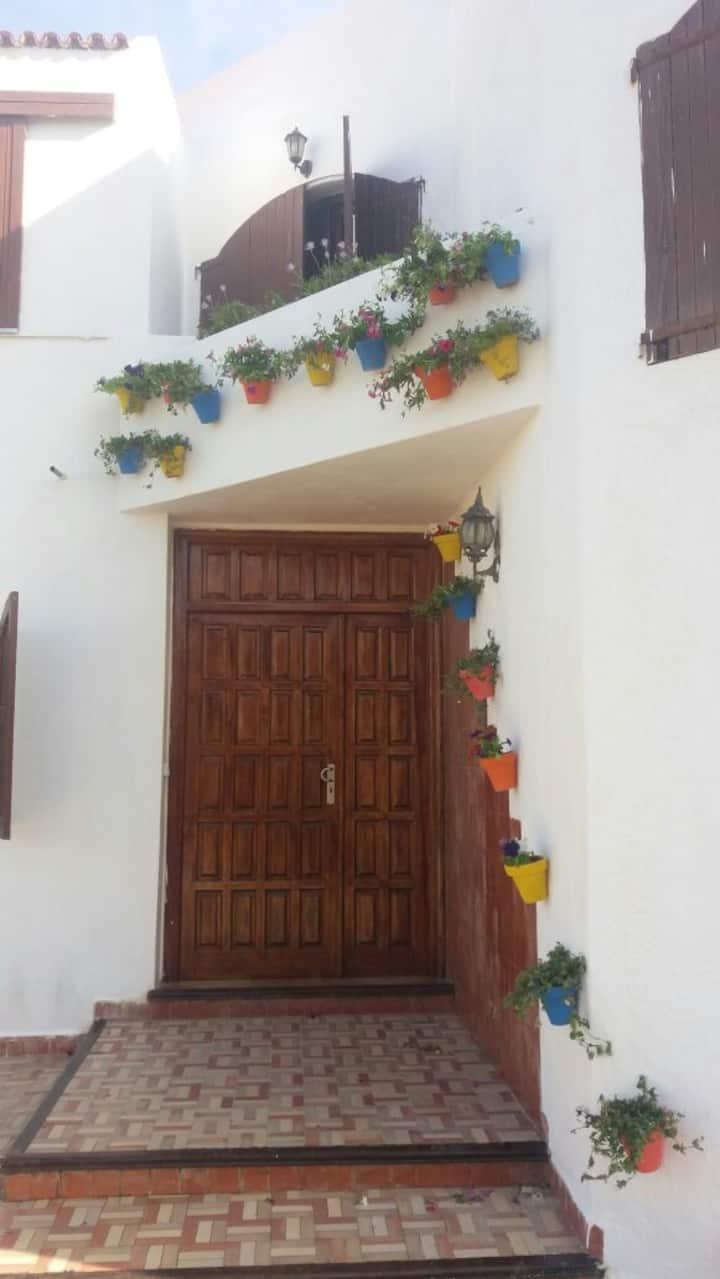 Large flat Cabo Negro seaside - 1st floor