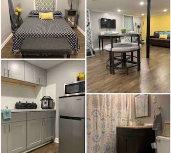 Entire Private 1 Bedroom Guest Suite