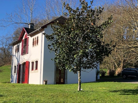 Maison de caractère en plein coeur du Pays Basque