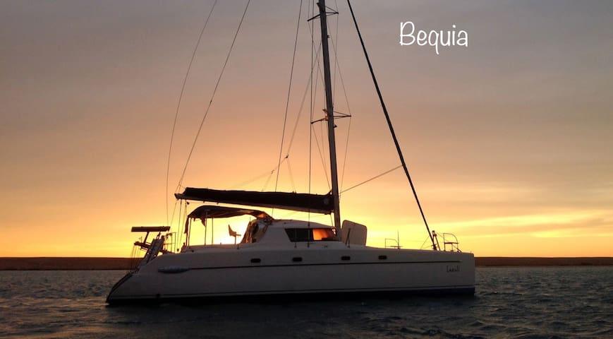 LazuliSailing Bequia