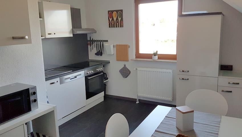 Neu renovierte, gemütliche Wohnung in toller Lage