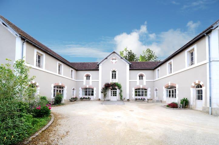 Gîte l'Estegare pour 20 personnes près de Vézelay - Sermizelles - Ev