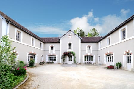 Gîte l'Estegare pour 20 personnes près de Vézelay - Sermizelles - Dom