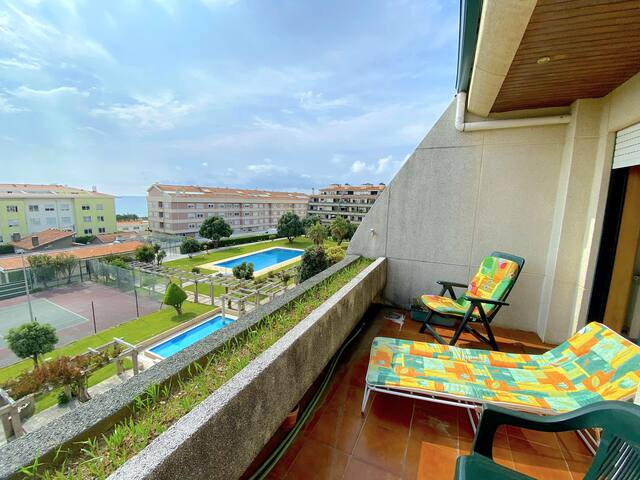 Beachside Feel Full Apartment ★ Beach & Casino ★