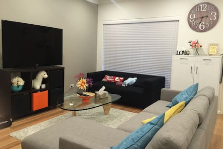 Fresh room in whisper quiet suburb - Tennyson Point - 別荘