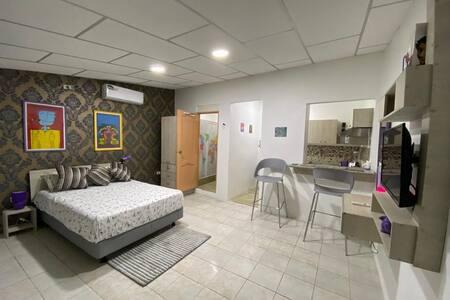 Confort-Suite (A 5 minutos de aeropuerto/terminal)