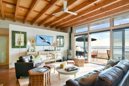 Exclusive Cayucos Oceanfront Loft! - Cayucos - Loft