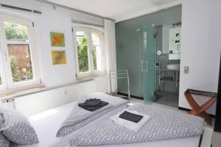 Wohnung im Zentrum von Marburg 2ZKB 44qm